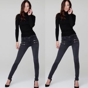 JAMES JEANS CRUX TWIGGY SLATE SKINNY STRETCH